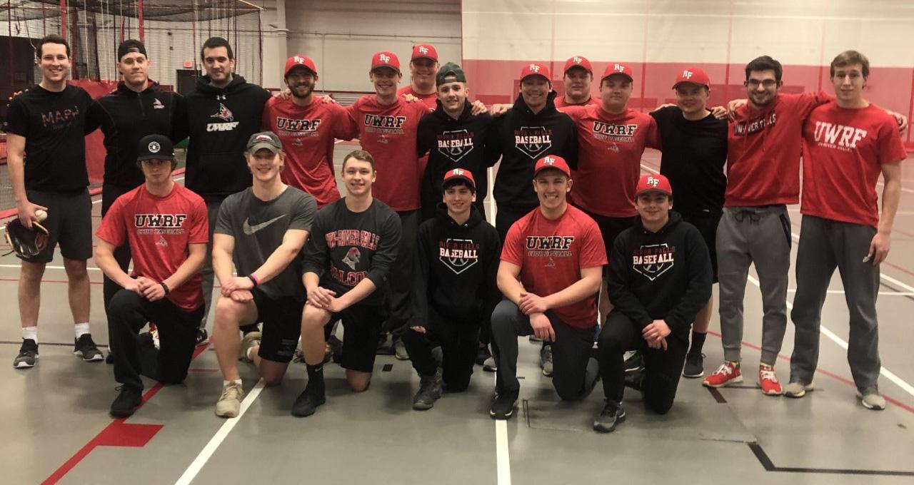 UWRF Baseball team
