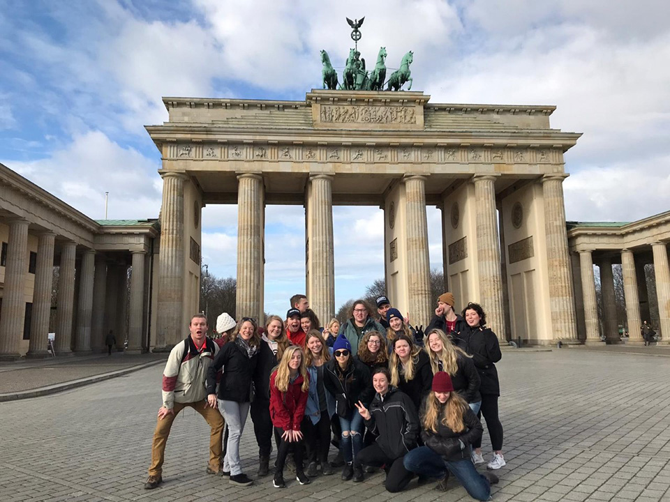 ITC group in Berlin
